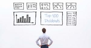 Top 100 dividend stocks